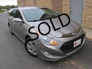SOLD!!! 2011 Hyundai Sonata Hybrid